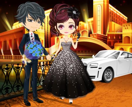サイバード、現代版恋愛ゲーム「スイートルームの眠り姫◆セレブ的 贅沢恋愛」をGREEにて提供開始4