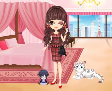 サイバード、現代版恋愛ゲーム「スイートルームの眠り姫◆セレブ的 贅沢恋愛」をGREEにて提供開始5