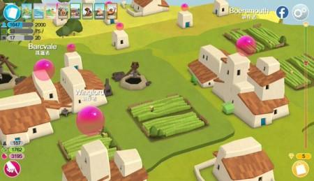 DeNA、ピーター・モリニュー氏によるゴッドゲーム「Godus」のiOS版をリリース