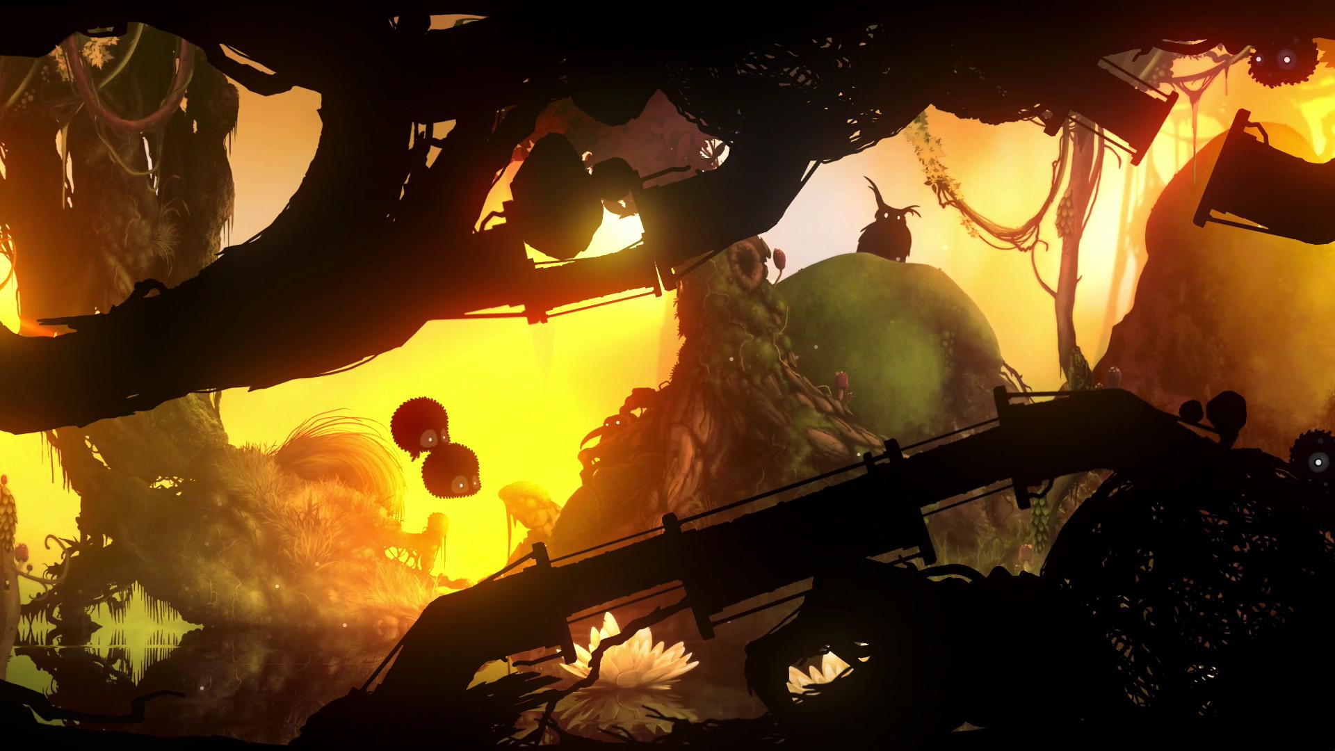 機械に浸食された森を冒険する超美麗スマホ向けアクションゲーム「BADLAND」、今春にPCとコンソール向けに移植決定