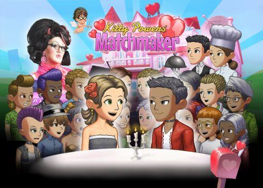 コーラス・ワールドワイド、英国発の恋愛シミュレーションゲーム「Kitty Powers' Matchmaker」iOS版の事前登録受付を開始