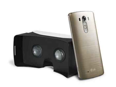 韓国LG、旗艦スマホ「LG G3」の購入者にもれなくVRゴーグル「VR for G3」をプレゼント