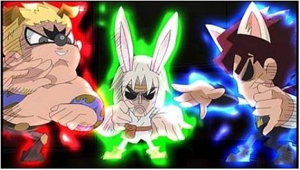 アエリア、ギャグアニメ「DD北斗の拳」のスマホ向けアクションRPG「DD北斗の拳 ~北斗猛奪取~」を提供決定