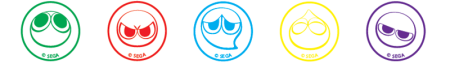 ★抽選で当たる「ぷよクエ」ゲーム内アイテムはこちら★ 1等 ★6魔導学校シリーズのキャラクターのいずれか 2等 ゴールドチケット3枚 3等 ゴールドチケット1枚
