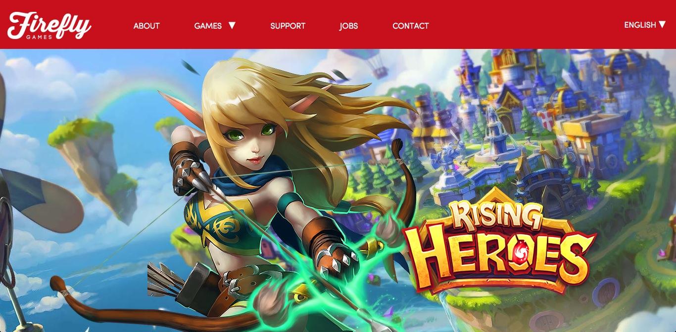 先月設立されたばかりのモバイルゲームディベロッパーFirefly Games、早くも800万ドルを調達