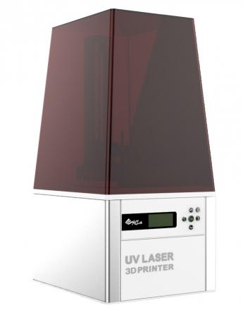 XYZプリンティングジャパン、微細なデザインもはっきりと出力できる光造形方式3Dプリンタ「ノーベル 1.0」を発表
