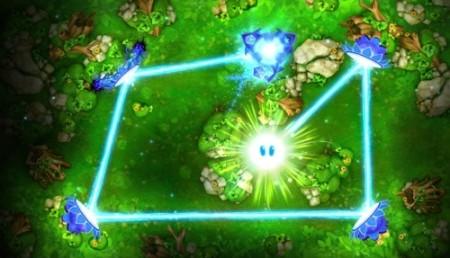 【やってみた】なんだか懐かしい…光線を鏡で反射させてゴールを目指す美麗パズル(?)ゲーム「God of Light」