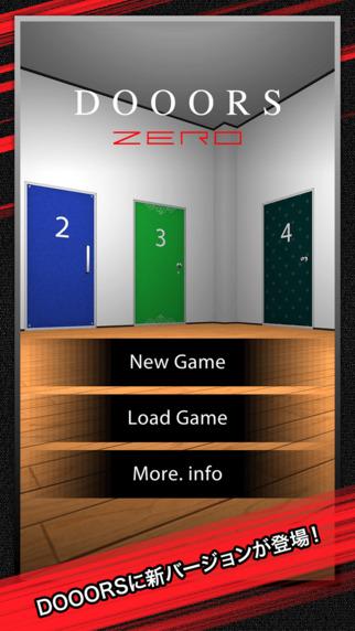 58 WORKS、スマホ向け人気脱出ゲーム 「DOOORS」シリーズの最新作「DOOORS ZERO」をリリース