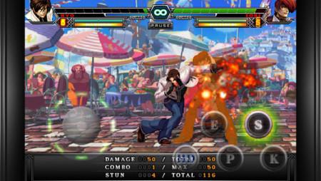 SNKプレイモア、iOS向けiOS向け格闘ゲーム「THE KINGOF FIGHTERS-i 2012」の無料版をリリース