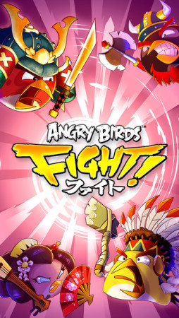 Angry Birdsがパズルゲームにも進出! Rovio、「Angry Birds」シリーズのスマホ向け新作タイトル「Angry Birds Stella POP!」と「Angry Birds Fight!」をテスト配信