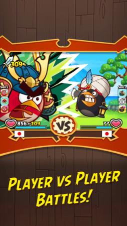 Angry Birdsに新展開! Rovio、スマホ向け新作パズルRPG「Angry Birds Fight!」のティザーサイトとPVを公開