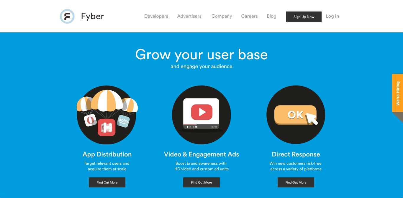 DeNA、ドイツのモバイル向け広告企業のFyberと提携