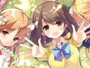 スマホ向け学園恋愛ゲーム「ガールフレンド(仮)」、日本最老舗のクレープ店「マリオンクレープ」とコラボ