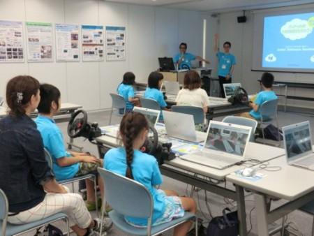 フォーラムエイト、3/26-27に小中学生向け3D・VRモデル作成セミナーを開催