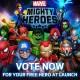 DeNAとマーベル、マーベルヒーローの新作ゲーム「Marvel Mighty Heroes」の事前登録受付を開始