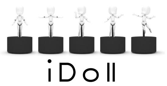 博報堂がロボットに参入 ロボットドール「iDoll」のプロトタイプを発表