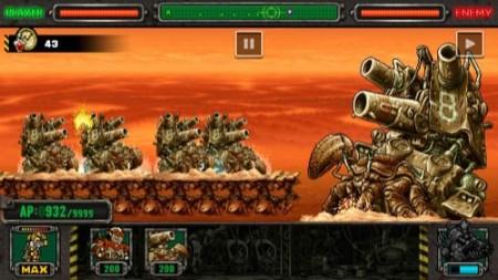 SNKプレイモア、スマホ向けディフェンスゲーム「メタルスラッグ ディフェンス」にてKOFコラボ第3弾を開始