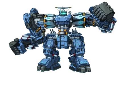 フィールズ、スマホ向け跳弾バトルRPG「アニマル×モンスター」にて「地球防衛軍4.1」とコラボ