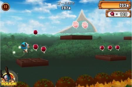 チョッパーが爆走! バンダイナムコゲームス、スマホ向けランニングアクションゲーム「ONE PIECE ラン・チョッパー・ラン!」の事前登録受付を開始