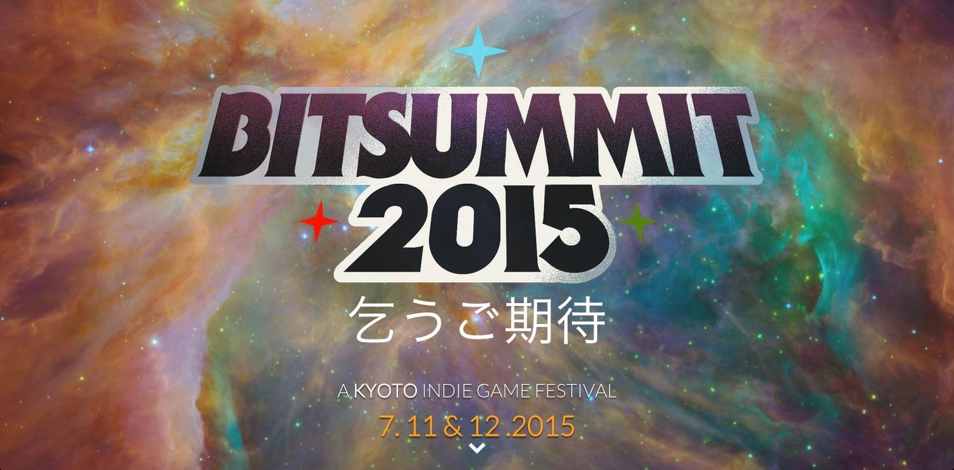 7/11-12、京都にてインディゲームの祭典「BitSummit 3: Return of the Indies」開催決定