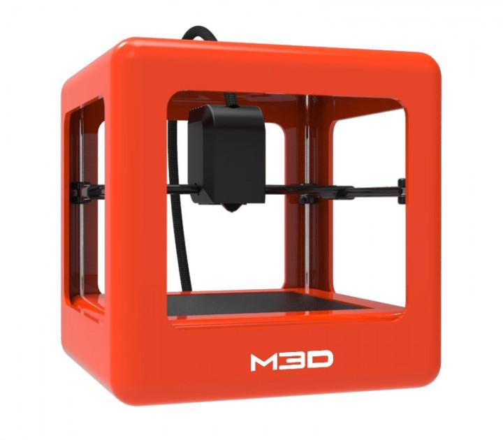 ドゥモア、Kickstarterから生まれた米M3D製3Dプリンタ「The Micro」を日本国内で販売