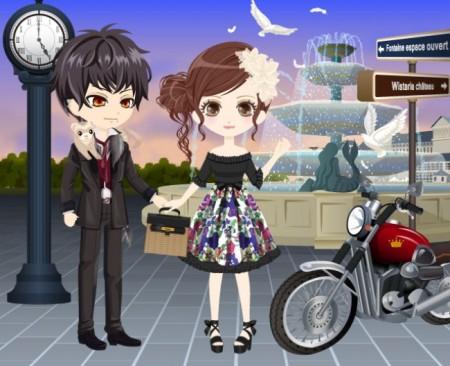 サイバード、GREEにて恋愛ゲーム「100日間のプリンセス◆もうひとつのイケメン王宮」を提供開始