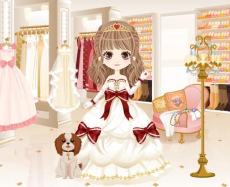 サイバード、dゲームにて恋愛ゲーム「100日間のプリンセス◆もうひとつのイケメン王宮」を提供開始