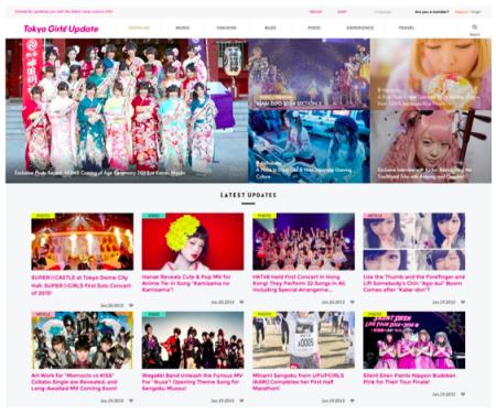 アイドル応援アプリ「CHEERZ(チアーズ)」、 海外展開のため多言語対応を開始