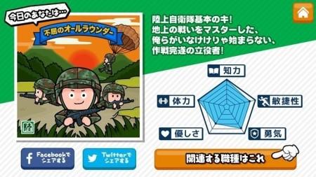 自衛隊、陸海空三幕公認スマホゲーム「自衛隊コレクション」(Jコレ)をリリース