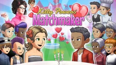 コーラス・ワールドワイド、英国発の恋愛シミュレーションゲーム「Kitty Powers' Matchmaker」のiOS版をリリース