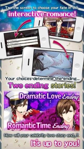 ボルテージ、恋愛ゲーム「偽りの君とスキャンダル」の英語版「Scandal in the Spotlight」をリリース