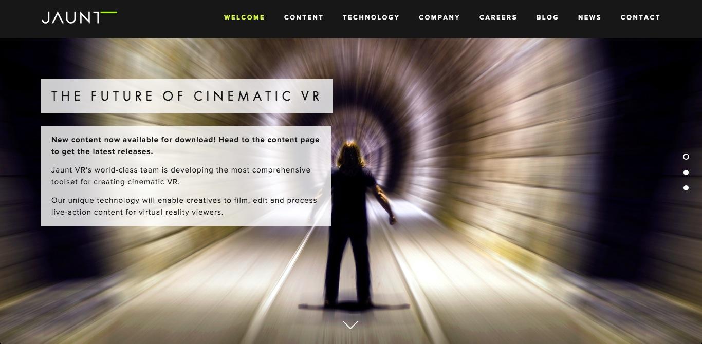 米VR企業のJaunt、LAにVRコンテンツ専門のスタジオ「Jaunt Studios」をオープン