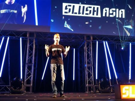 【Slush Asia】雰囲気はまるでロックフェス フィンランドから来たスタートアップフェス「Slush Asia」ふんわり写真レポート(午前編)