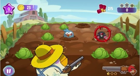 【4月1日】違和感がヤバい…Rovio、今夏にAngry Birdsシリーズの農業ゲーム「Agri Birds Farm」をリリース