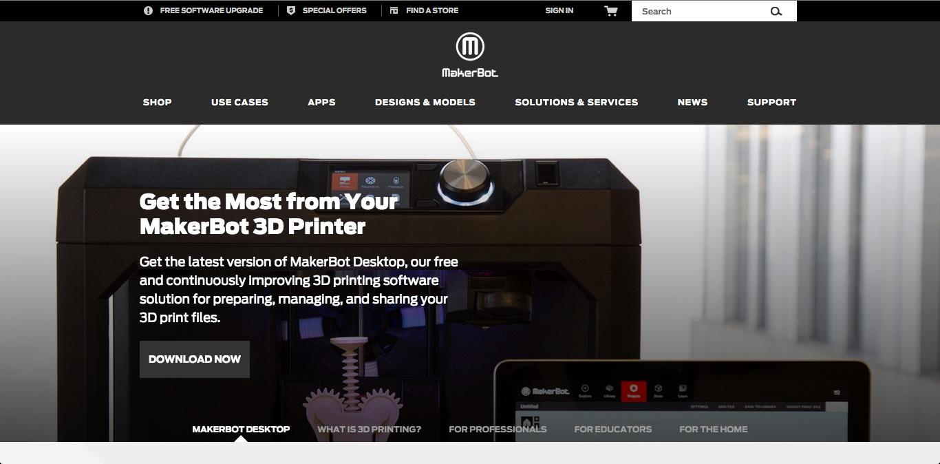 3DプリンタメーカーのMakerBot、スタッフの20%をレイオフし実店舗も閉店