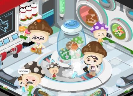 【4月1日】今年のエイプリルフールネタは「妖精」 仮想空間「アメーバピグ」が「アメーバピクシー」に