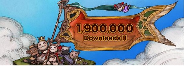 ミストウォーカーのスマホ向けRPG「TERRA BATTLE」が190万ダウンロードを突破 「ひそ星人」のグッズ化を開始!