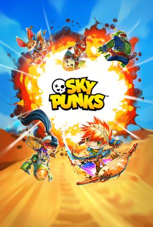 Rovio、パブリッシング・レーベル「Rovio Stars」よりラン系アクションゲーム「Sky Punks」をリリース