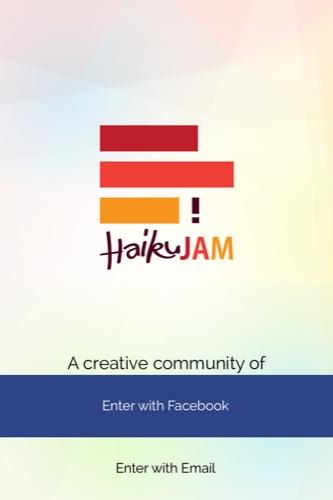 【やってみた】見知らぬ誰かと一緒に俳句を合作するソーシャル俳句アプリ「Haikjam」