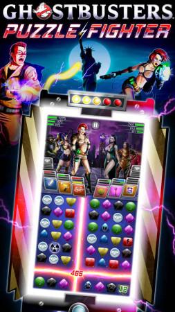 ビーライン、映画「ゴーストバスターズ」のスマホ向けパズルRPG「Ghostbusters Puzzle Fighter」をリリース決定