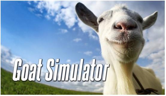 ヤギ大暴れバカゲー「Goat Simulator」がauスマートパスに登場!