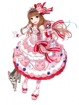 コロプラ、「黒猫のウィズ」と「白猫プロジェクト」にて中川翔子さんとのスペシャルコラボを実施