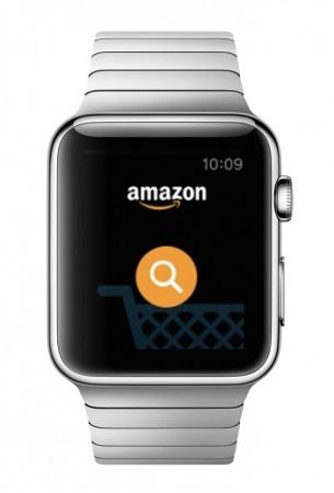 腕から欲しいものがすぐ買える Amazon、Apple Watch対応のAmazonアプリをリリース