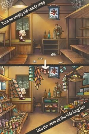 GAGEX、スマホ向け育成ゲーム「昭和駄菓子屋物語」の英語版を全世界に提供開始