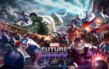 マーベル・ヒーローのモバイルアクションRPG「MARVEL Future Fight」、2000万ダウンロードを突破