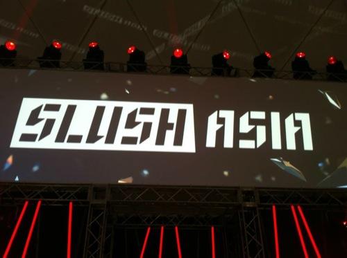 【Slush Asia】雰囲気がまるでロックフェス スタートアップイベント「Slush Asia」ふんわり写真レポート