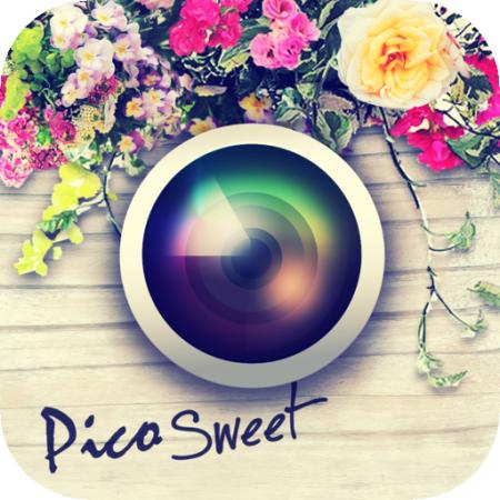 アンジーのiOS向けカメラアプリ「Pico Sweet」が300万ダウンロードを突破 Android版もリリース