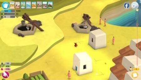 【やってみた】ピーター・モリニュー氏の神様ゲーム「Godus」で人間社会をシミュレーション