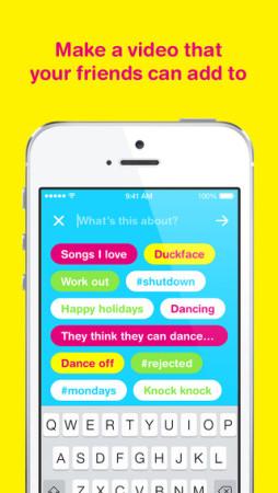 Facebook、ソーシャル動画作成アプリ「Riff」をリリース