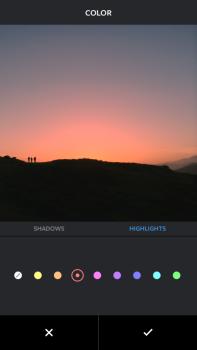 Instagram、Android版に「Color」フィルターと「Fade」フィルターを追加